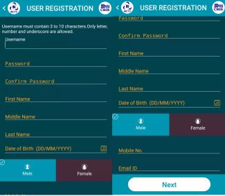 IRCTC REGISTRATION PROCESS