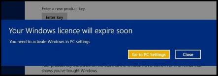 Fix Your Windows License Will Expire Soon Error?