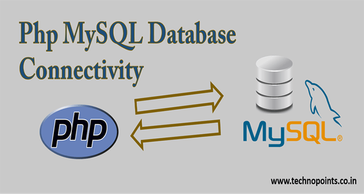 Php Mysql database connectivity