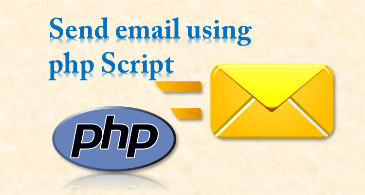 php send mail