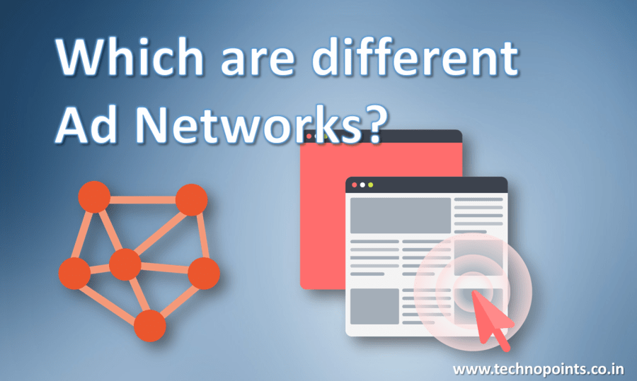 Which are different Ad networks?