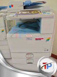 ماكينة تصوير مستندات ألوان MP C2550