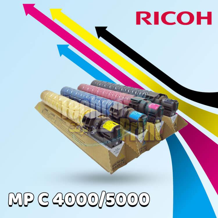 Ricoh MP C4000/5000 Toner
