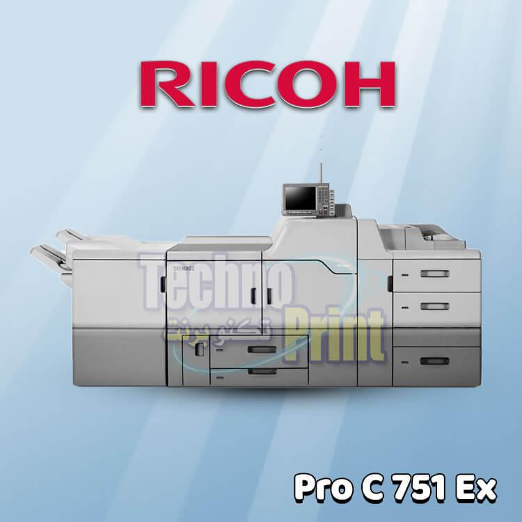 Ricoh Pro C751 EX