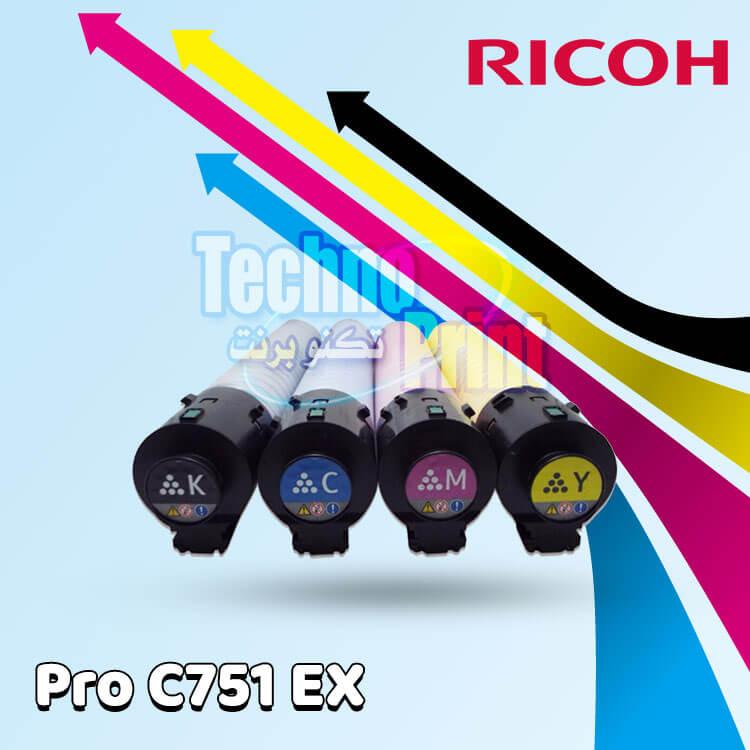 Ricoh Pro C751Ex Toner