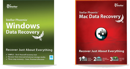 Stellar Phoenix Windows and MAC data Recovery