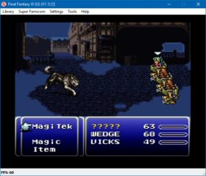 Higan SNES Emulator