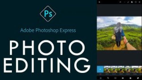 Adobe Photoshop Express for Android & iOS