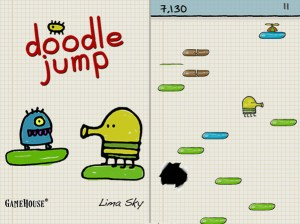 Doodle Jump- Addictive Android Game