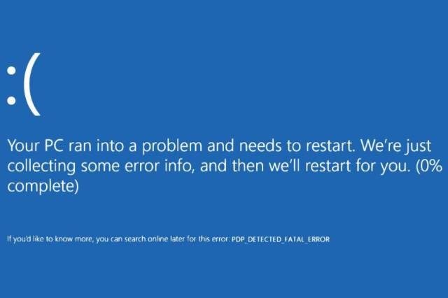 "How to fix ""Your PC ran into a problem and needs to restart"""