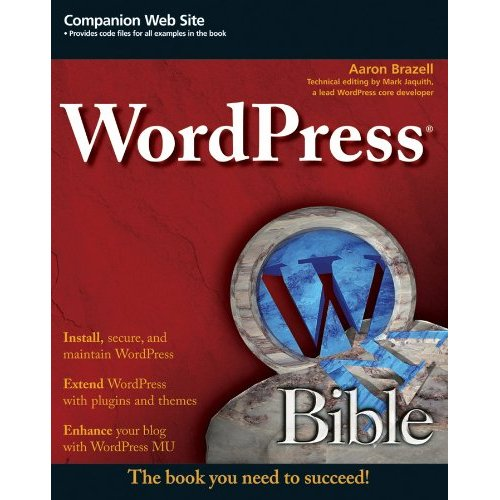 WordPress Bible Release
