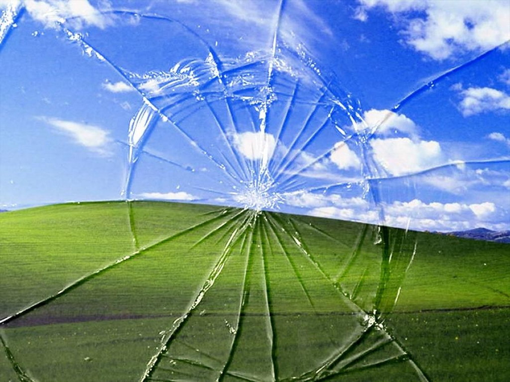 45 Realistic Cracked And Broken Screen Wallpapers