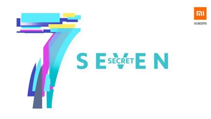 Xiaomi Secret 7