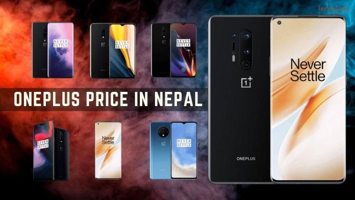 OnePlus Price in Nepal
