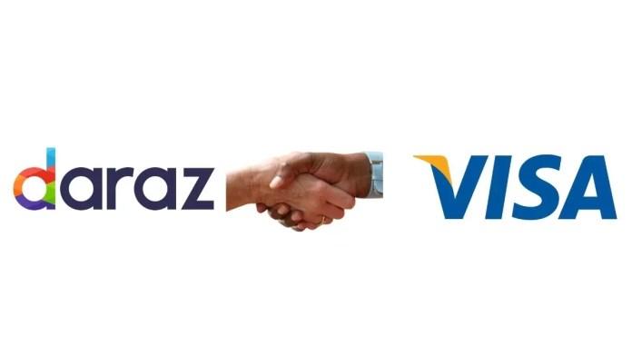 daraz and visa partners