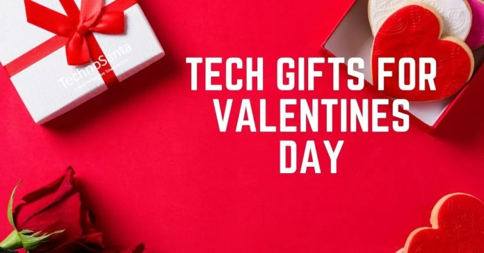 Top Tech Gifts for Valentines Day