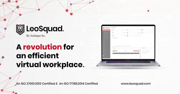 LeoSquad a virtual workplace
