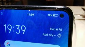 Vivo V17 First Impressions: World's tiniest punch-hole and quad cameras make for an interesting device