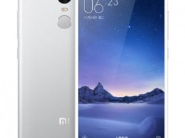 redmi note 3 silver