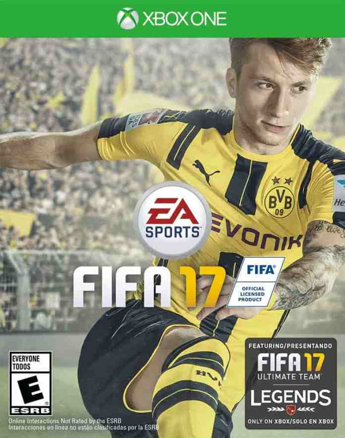 FIFA 2017 For Xbox One
