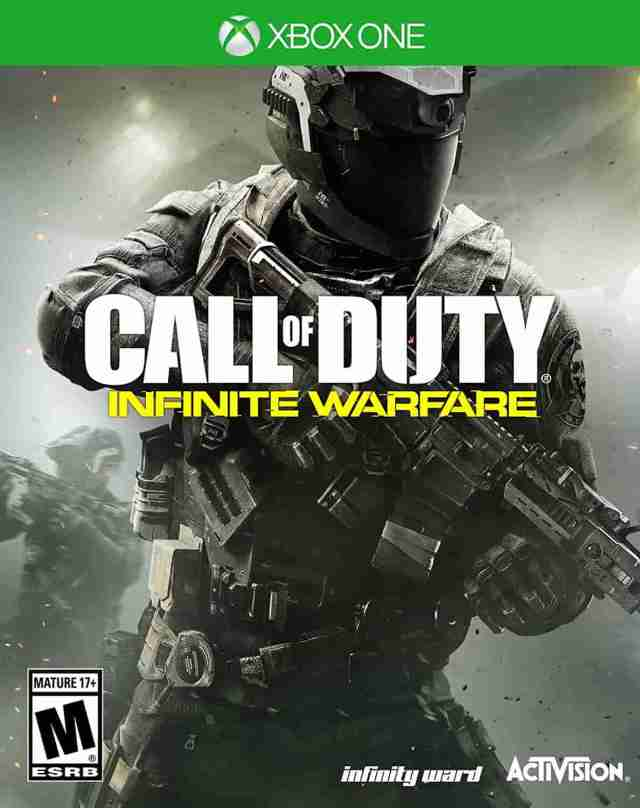 call of duty infinite warfare xbox one