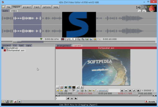 zs4 Free video editor