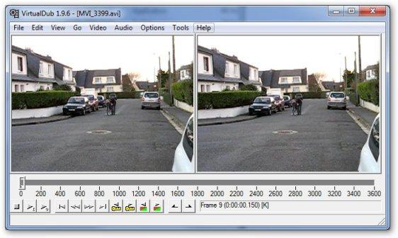 virtual dub video editor