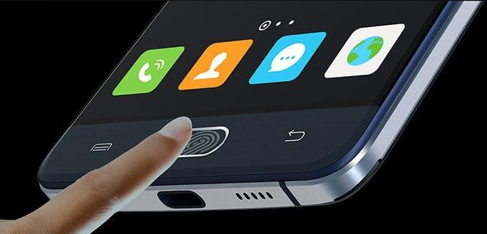 360 degree finger recognition