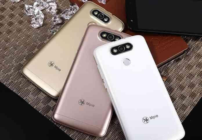 Mpie Z9 3G Phablet
