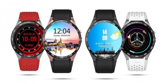 Final Verdict of KingWear KW88 3G Smartwatch