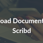 How to Download Documents from Scribd for free