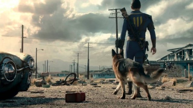FALLOUT 4 Open World Games for PC