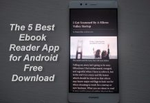 The 5 Best Ebook Reader App for Android Free Download