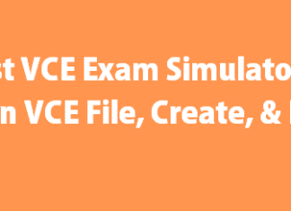 Best VCE exam Simulator