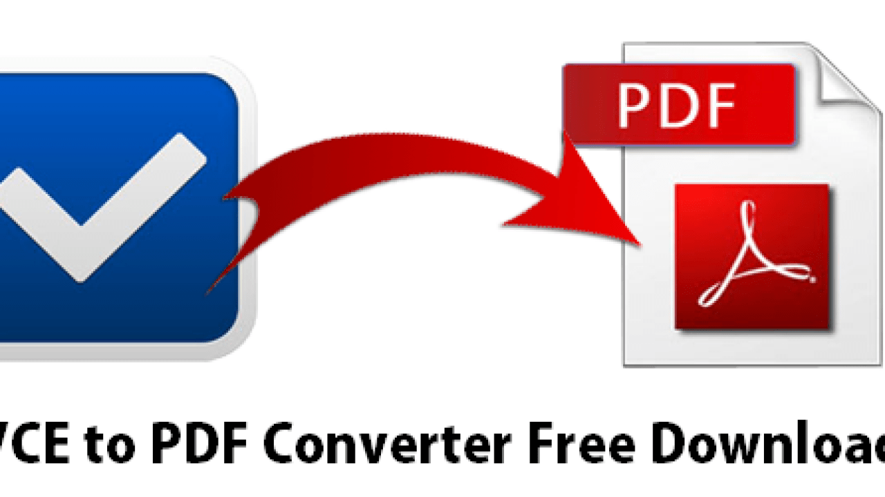 How To Open VCE File & Convert VCE to PDF : VCE to PDF Converter