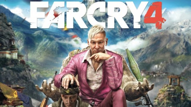 FARCRY 4- OPEN WORLD GAMES FOR PC