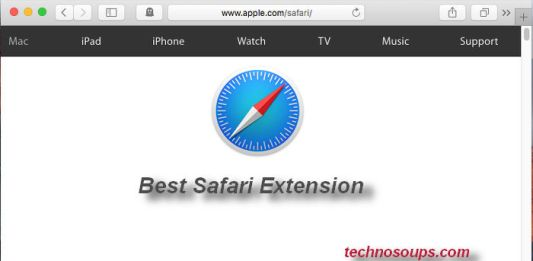 Best safari Extension