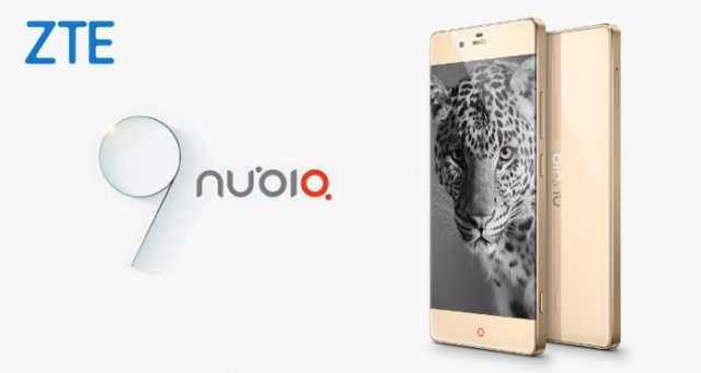 ZTE NUBIA Z9 Bezel less phone