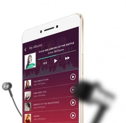 Sound System in Doogee Y6 Max smartphone