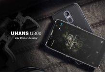 UHANS U300 4G Phablet Review