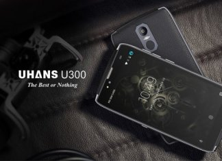 UHANS U300 4G Phablet Review