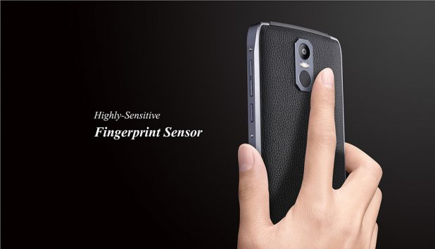 Amazing Fingerprint Sensor in UHANS U300