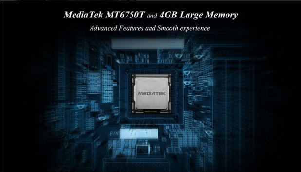 MediaTek Hardware with 4GB RAM IN Uhans U300