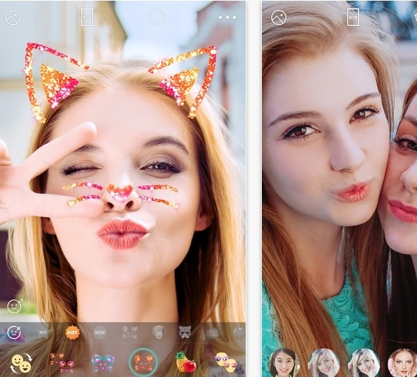 Top 5 Best Camera Apps For iPhone and Android : Edit Your