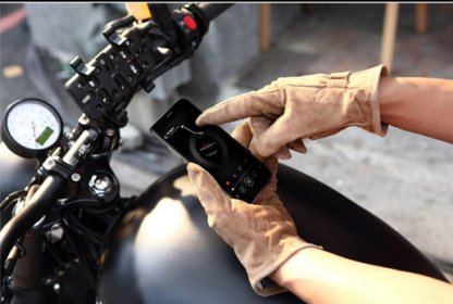 Wet hand Operation & Glove Mode feature in Bluboo Dual