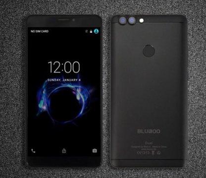 Desgin of BLUBOO DUAL 4G Smartphone