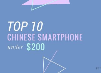 Top 10 Chinese smartphone under $200 2017