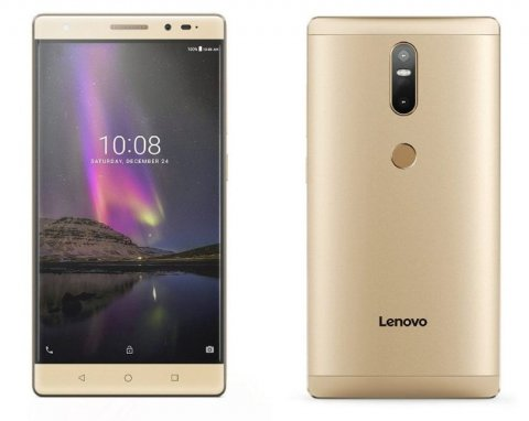 Lenovo Phab 2 Plus dual rear smartphone