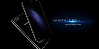 Cubot Rainbow 2 review