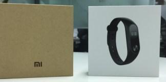 Original Xiaomi Mi Band 2 Smartwatch Review of specifiations